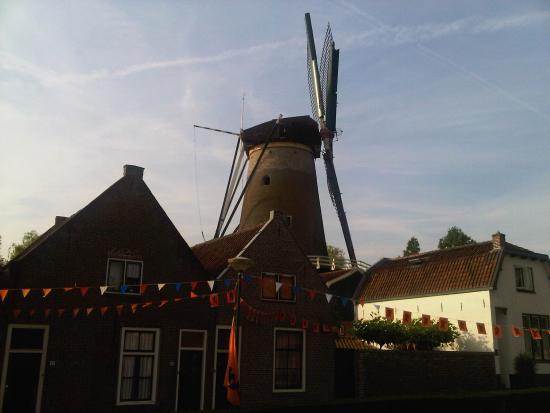 IJsselstein, Holland: 1732 built windmill