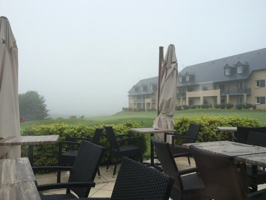 Restaurant Natur'élément : Terrasse et salle