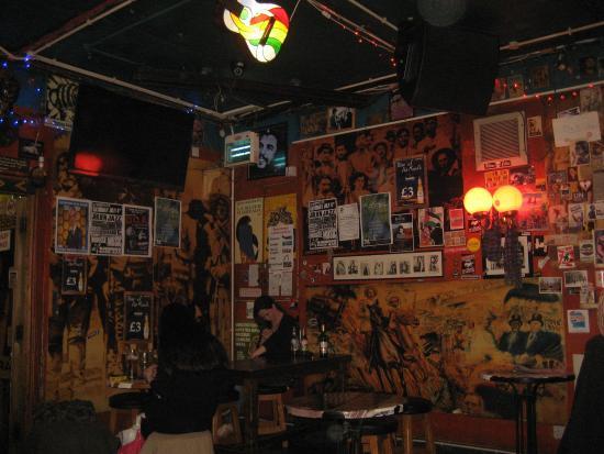 Sandino's Cafe Bar