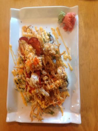 Chop Stick Cafe : Lobster roll