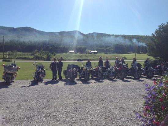 Brandon Motor Lodge: Group photo