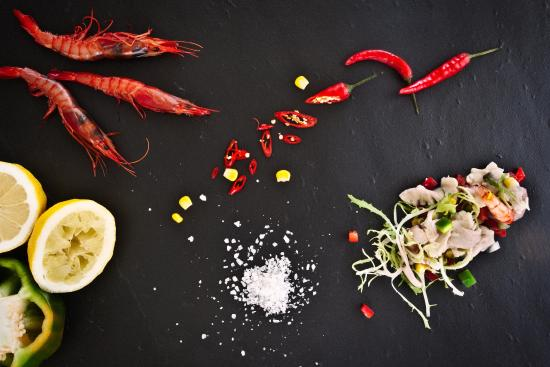 Cositasricas: ceviches, seafood salpicon and much more