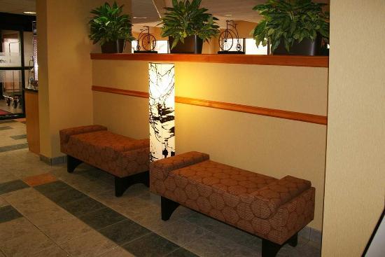 Hampton Inn Milwaukee Northwest: Get Comfortable