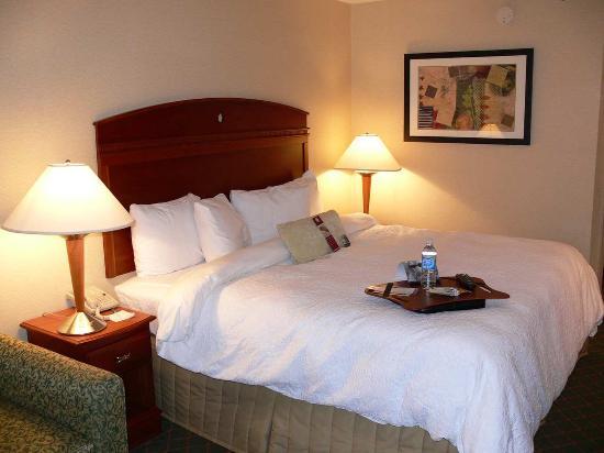 Hampton Inn Milwaukee Northwest: Standard King Room