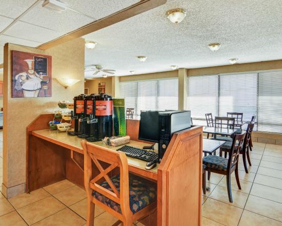 Quality Inn at Arlington Highlands: TXBCTR