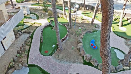 Tirreno Resort: Adventure-Minigolfanlage