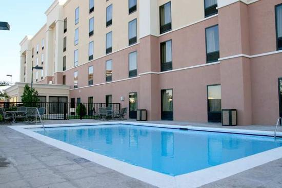 Hampton Inn by Hilton Ciudad Juarez : Recreational Facilities