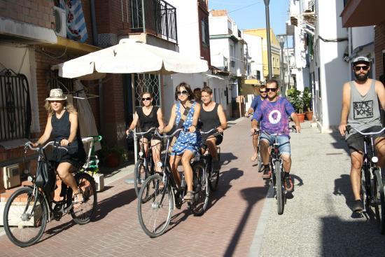 Bike Tours Malaga - We Bike Malaga!: Bike Tour Malaga
