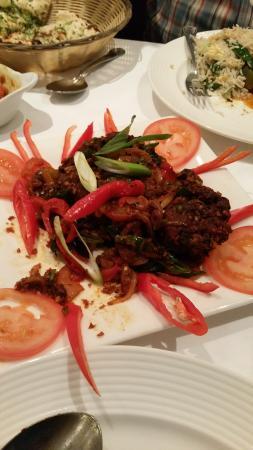 Kohinoor of Kerala: An amzing King Fish main dish!