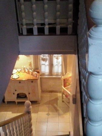 Che Lulu Guesthouse: Vista desde arriba