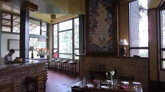 Cafe Shillong HERITAGE: Naturally Flamboyant