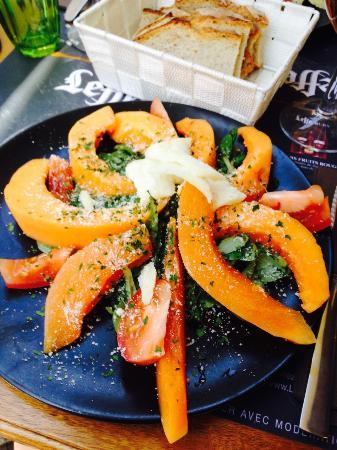 Melon A L Italienne Picture Of La Villa Aurillac Tripadvisor