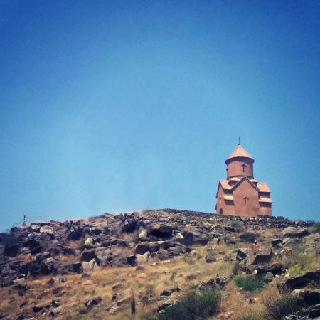 Saint Sarkis Church of Ashtarak