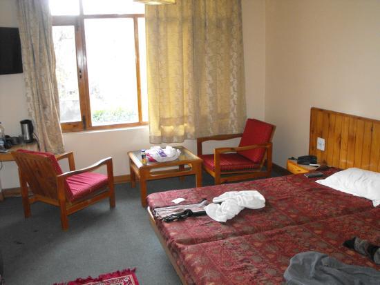 Hotel Manali Continental: specius rooms