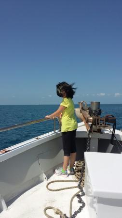 Sea Spirit: What a fun day!