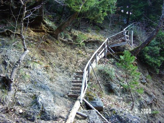Waterfall Drimona - Evia (Kαταράκτης Δρυμώνα - Εύβοια)