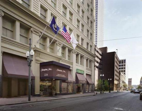 Hampton Inn & Suites New Orleans Downtown (French Quarter Area): Exterior