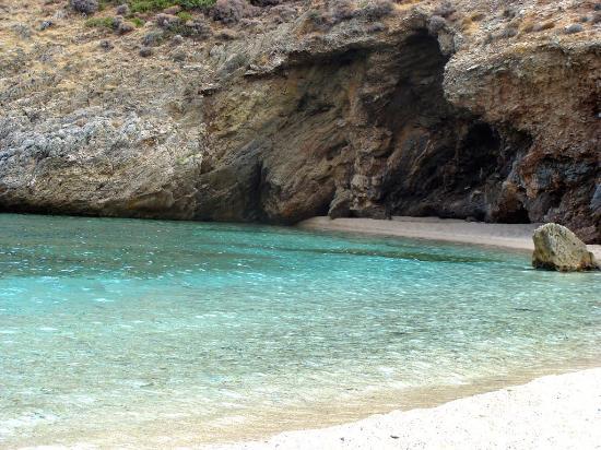 Styra, Greece: Almirichi beach - Evia (Αλμυρίχι - Εύβοια)