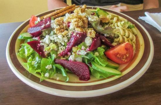 Reid's Beans: Beet salad
