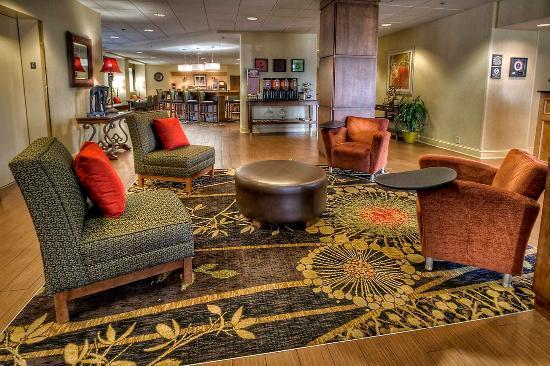 Hampton Inn - Rocky Mount : Soft Seating