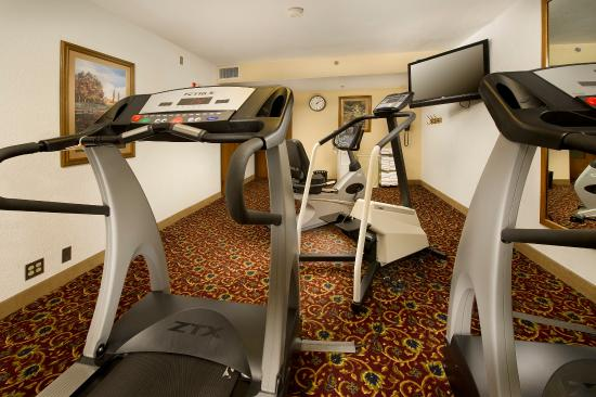 Drury Inn & Suites San Antonio Northeast: 24-Hour Fitness Center