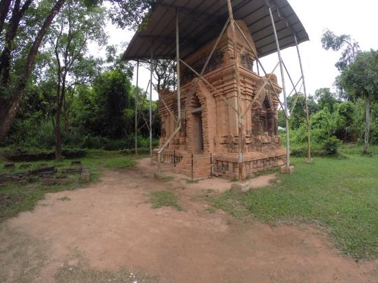 Duy Xuyen District, เวียดนาม: My Son, established as a Holy City in the 2nd century CE, the the Cham Kingdom, predate Angkor W