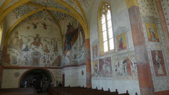 Eglise de Sillegny : Sillegny