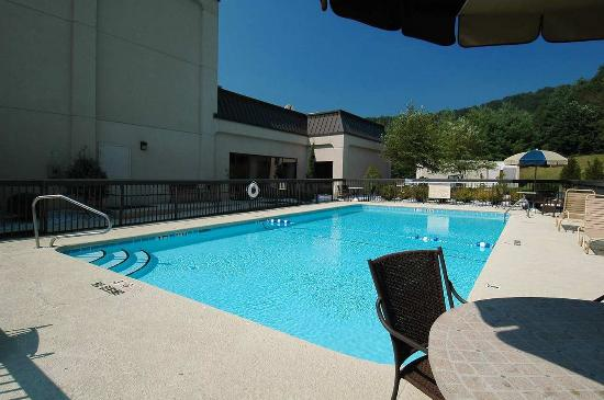 Hampton Inn Brevard: Swimming Pool