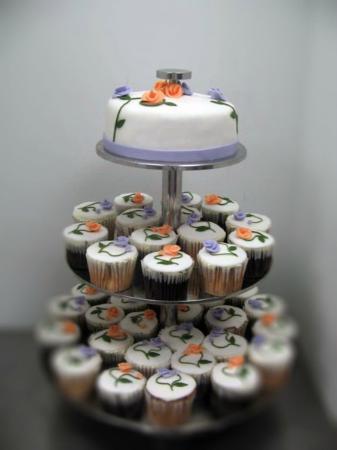 Sugar & Spice: Wedding Cake