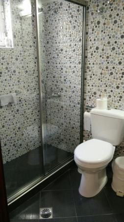 Ideon Hotel : Great new bathroom 😀