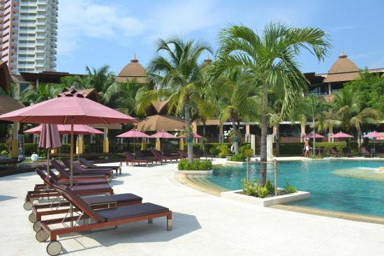 Springfield @ Sea Resort & Spa : бассейн