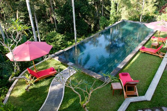 Suara Air Luxury Villa Ubud: SUARA AIR
