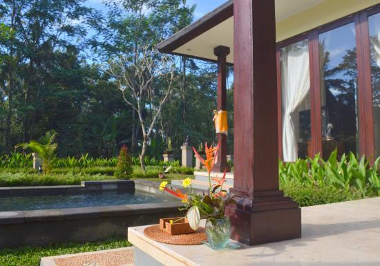 Suara Air Luxury Villa Ubud: Pool Villa