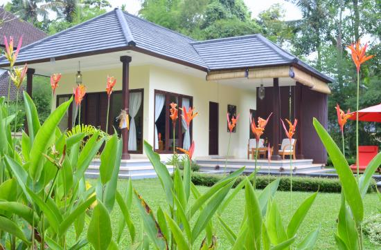Suara Air Luxury Villa Ubud: Pool Villa Garden