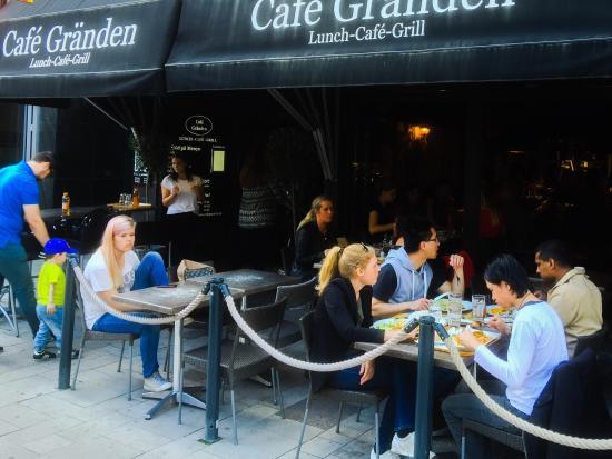 Café Gränden Västerås Picture Of Cafe Granden Hb Vasteras