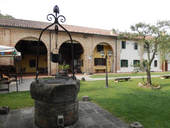 Salboro, Italië: hoofdgebouw