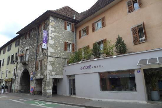 Hotel Adonis Annecy Vieille Ville
