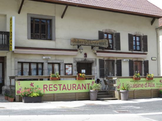 Bonnevaux, Frankrike: L'auberge