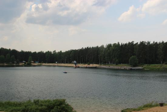 Yuzhnoye Lake