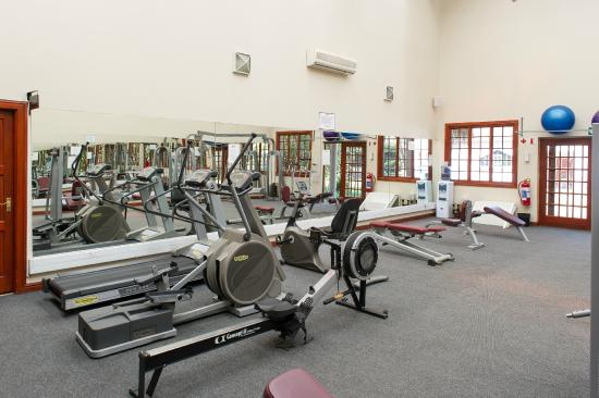 Birchwood Hotel: Gym