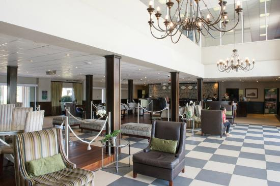 Birchwood Hotel: Main Reception