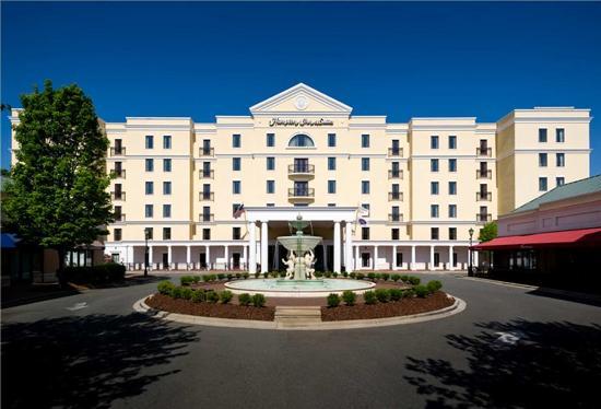 ... Review of Hampton Inn Charlotte - South Park, Charlotte - TripAdvisor