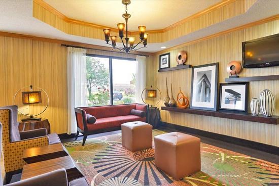 Sturgis, ميتشجان: Lobby Seating Area