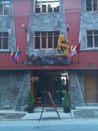 Kanka Mirador & Restaurante
