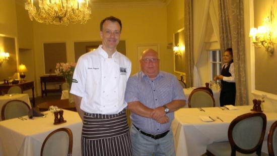 Arundell Arms Hotel Restaurant: My Food Hero - Steve Pidgeon