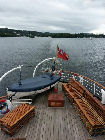 Bowness-on-Windermere, UK: Poetry