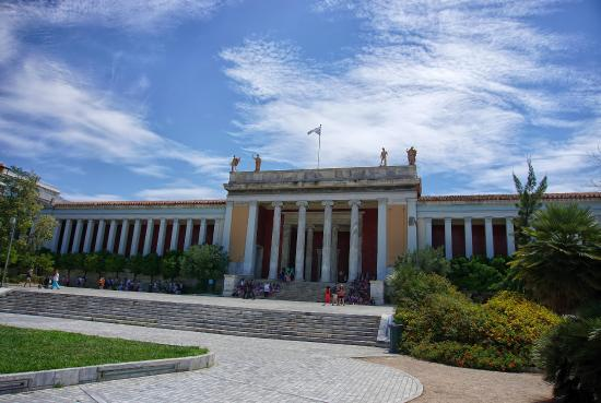 National Archaeological Museum Athens Greece Address
