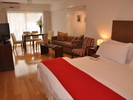 Livin' Residence Rosario : habitación