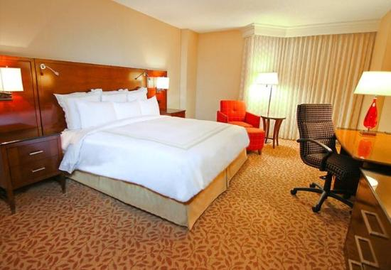 Greenbelt Marriott: King Guest Room
