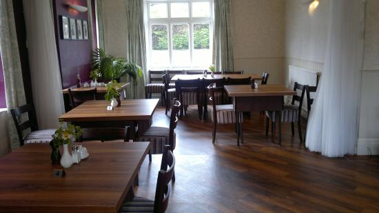 Lifton Hall Hotel : Dining Room